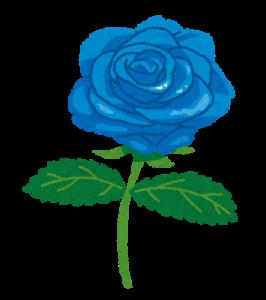 rose_blue